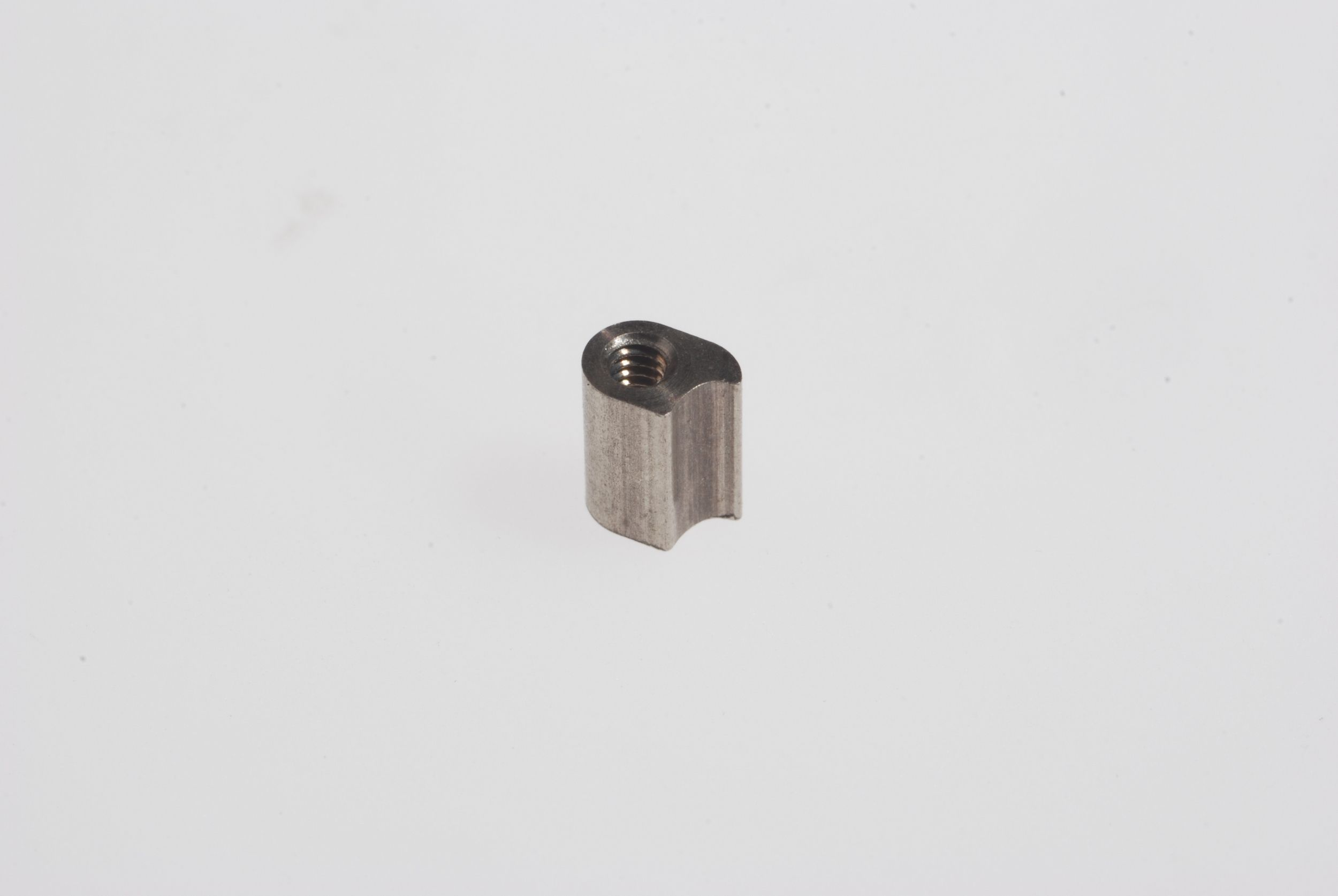 Stainless steel offset pivot machining